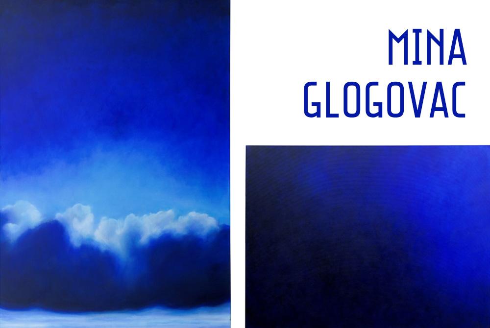 Radovi akademskog slikara Mina Glogovac