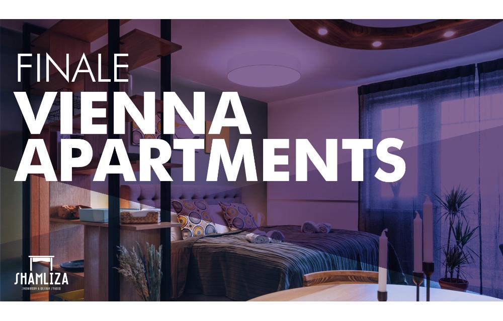 Finale Vienna apartments.